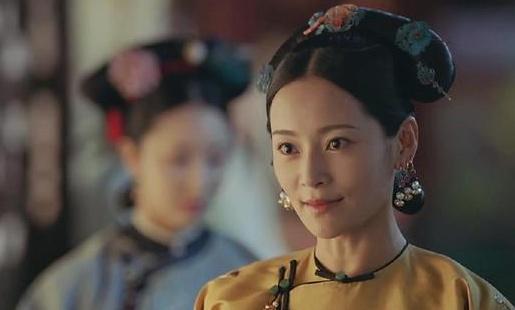 延禧攻略:纯妃为什么拒绝侍寝皇帝 纯妃写的和字有何内涵
