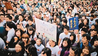 面对治安沉疴不再沉默 巴黎华人组队守护家园