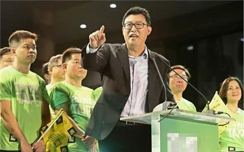 左批柯文哲、右骂国民党的姚文智 民调却超尴尬