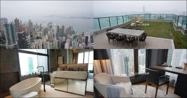 吴佩慈4 亿全款购置的豪宅曝光 奢华媲美皇宫