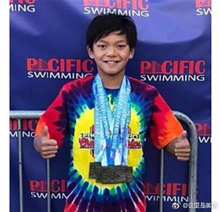 10岁男孩打破菲尔普斯纪录 肯特是受过什么特别训练吗?
