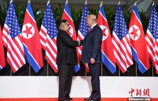 朝鲜半岛最新消息 特朗普感谢朝鲜归还美军遗骸 称期待再会金正恩