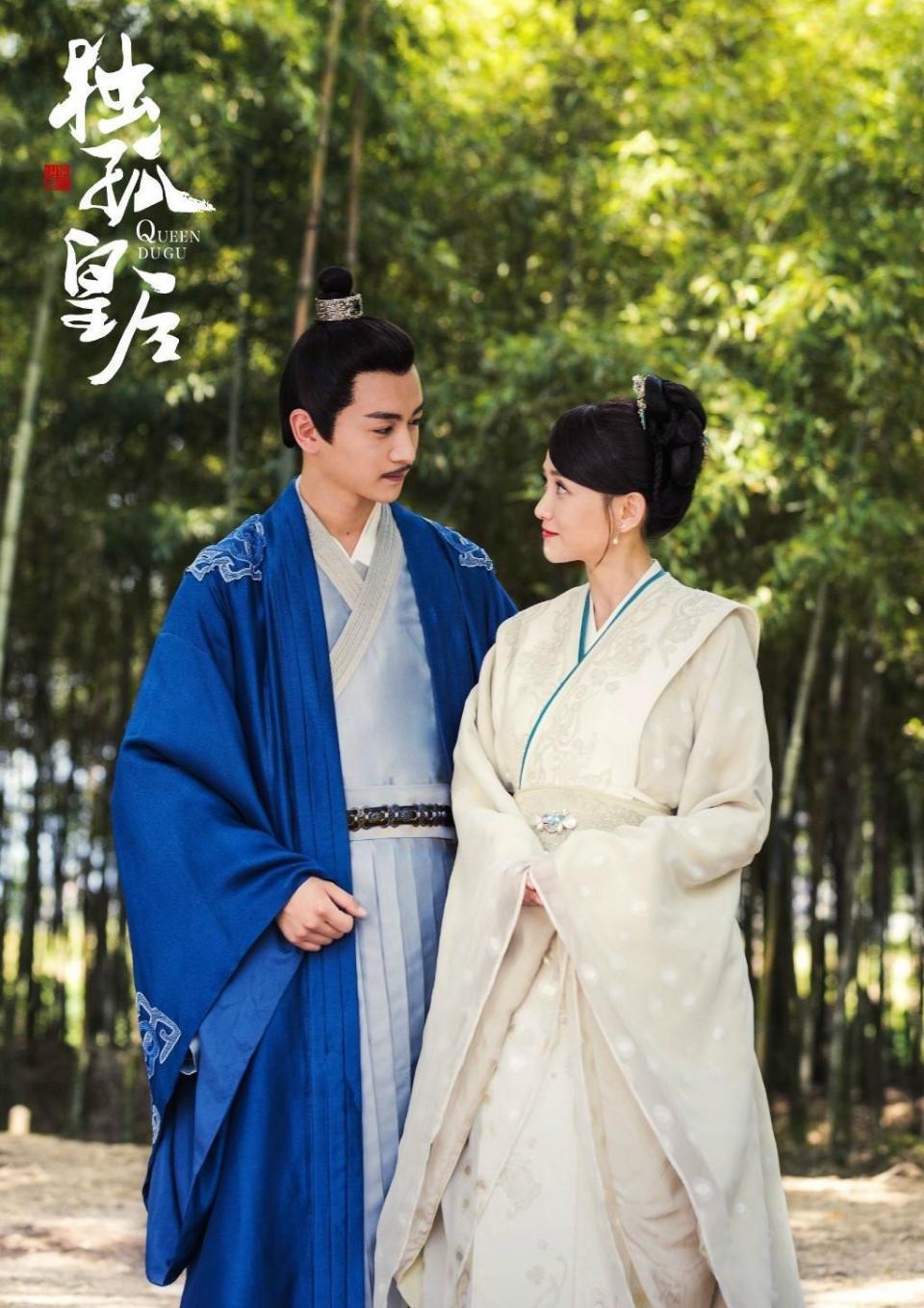 陈乔恩的独孤皇后迟迟未能播出,原因竟是被baby拖累了?