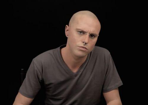 Rick Genest自杀原因他竟得了这种病!Lady Gaga一句话暴露真相