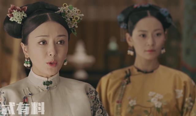 延禧攻略:娴妃利于魏璎珞设计纯妃 纯妃被迫走上自己的争宠之路