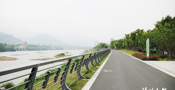 永泰大樟溪自行车道示范段贯通 力争明年6月开放