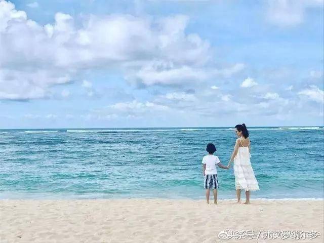 林志颖巴厘岛遇地震,吓倒全家,网友:还是中国最安全,回来吧!