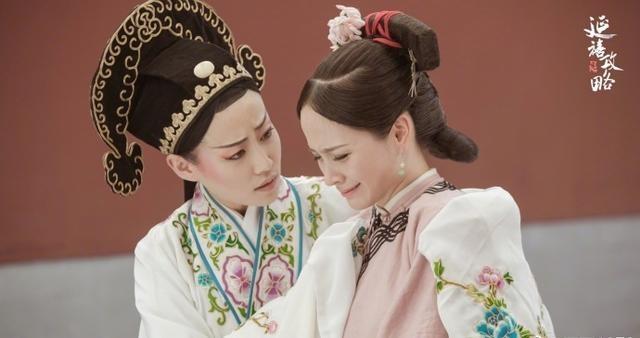 延禧攻略:高贵妃与皇后作对是为了魏璎宁,可惜最后不得善终