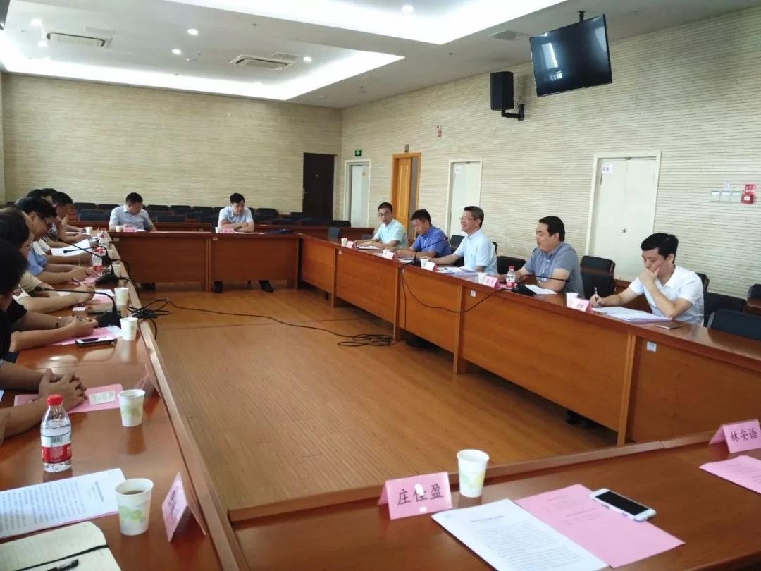 党外知识分子联谊会课题组调研自贸区发展情况