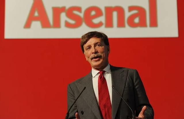 ca88亚洲城手机版下载_克伦克收购阿森纳全部股份总额约18亿英镑 他为什么要收购阿森纳
