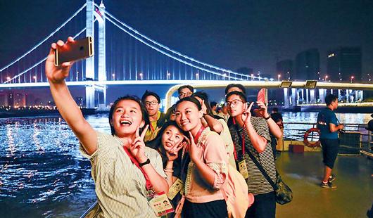第六届海峡青年节集中活动今日启幕