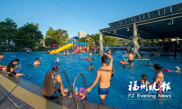全民健身点燃市民激情 福州近60处体育场馆免费开放
