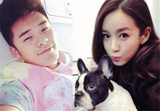 张子萱陈赫罕见秀恩爱 结婚两年第一次撒狗粮