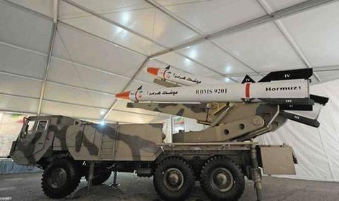 伊朗试射弹道导弹美军舰紧急撤离 伊朗试射弹道导弹事件始末
