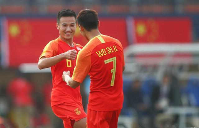国足6-0胜东帝汶比赛酣畅淋漓! 国足为什么能这
