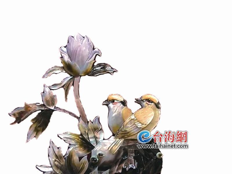 漳州东山贝雕濒临失传 被纳入漳州非遗名录