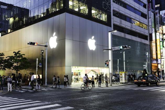 苹果遭日本调查 因涉嫌对雅虎实施反竞争行为