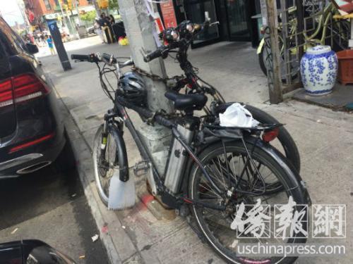美华人外卖员吁允许改装电单车 政府考虑修改规章