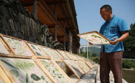 贵州丹寨:古法造纸唱新歌