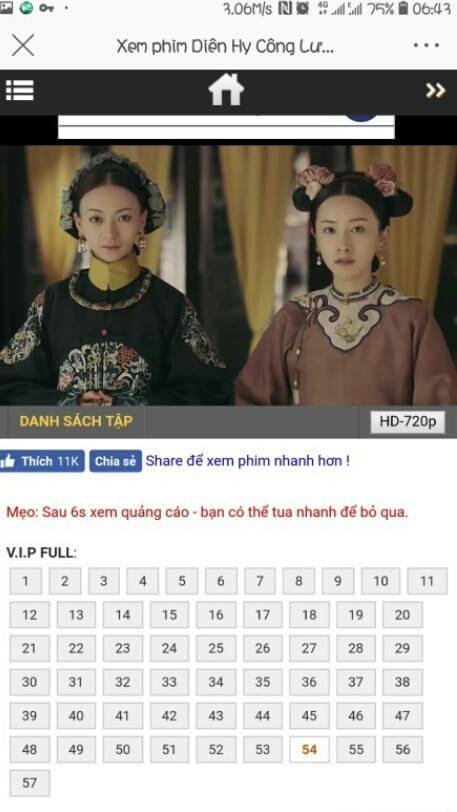 延禧攻略越南版57-58集剧情介绍,延禧攻略越南版能看得懂吗?