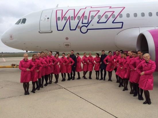 匈牙利威兹航空新增11条航线 英媒吐槽不准时