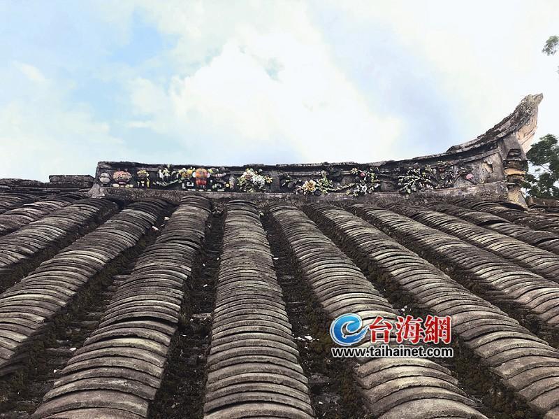 漳州诏安发现最古老剪瓷雕 系明代万历年间所雕刻黏贴距今434年