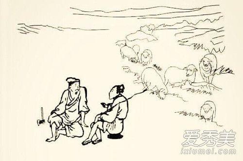你是砍柴的他是放羊的是什么意思 砍柴放羊竟蕴含社交哲理