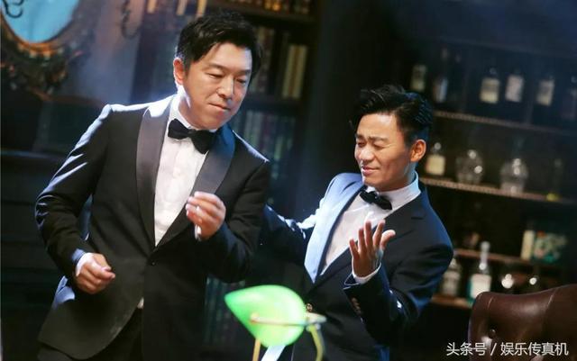 《一出好戏》票房破12亿,黄渤超越大鹏后前面只剩徐峥刘若英!