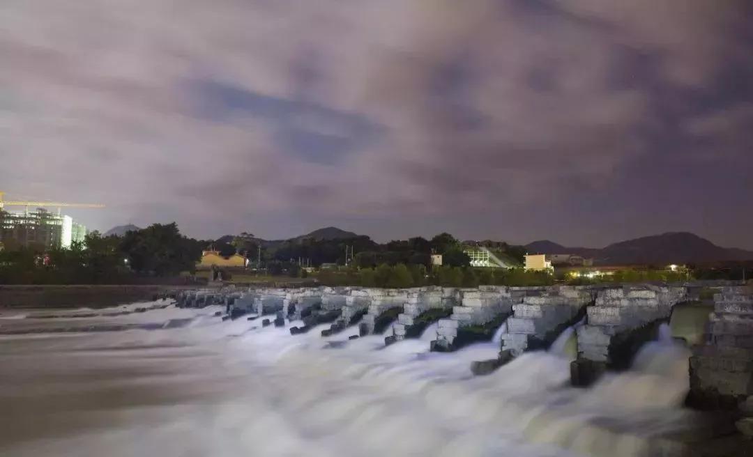 (6)木兰陂片区:建设国家级水利风景区.