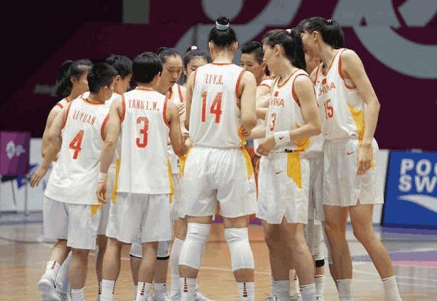 中国女篮92分大胜香港4连胜全胜出线 为什么比分差距会这么大