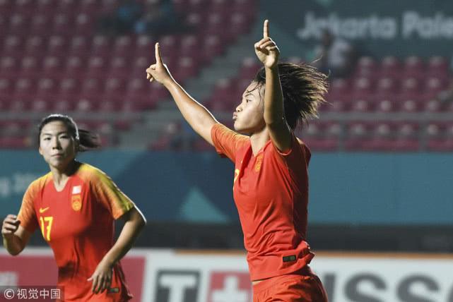 中国女足5-0泰国 亚运会中国女足VS泰国首发阵容精彩进球回顾