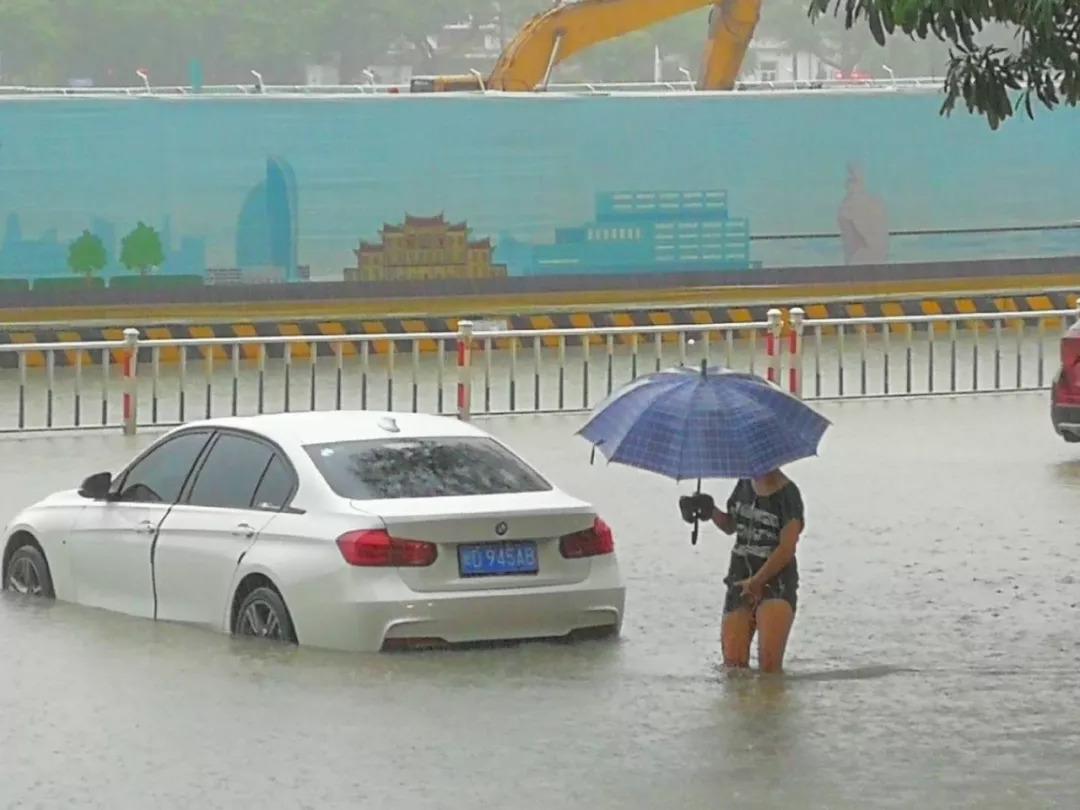 警报!福州启动城区防暴雨4级响应!泉州厦门龙岩已经成这样了!(3)