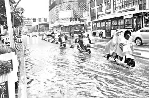 福厦泉莆田 今日仍有暴雨