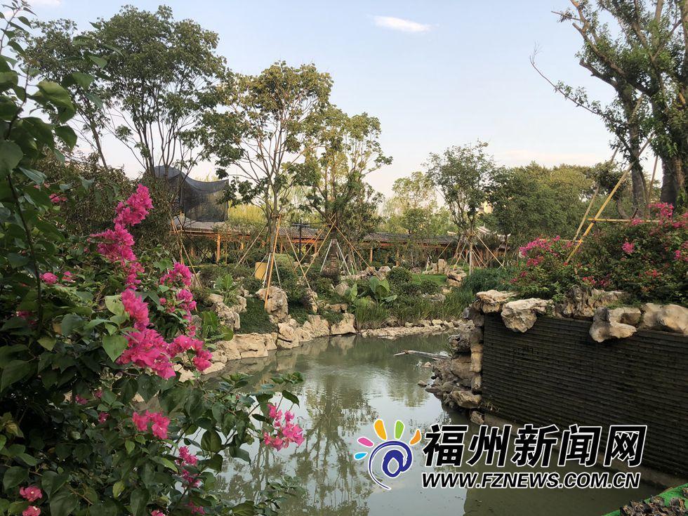福州梅峰河:又一个城市生态走廊