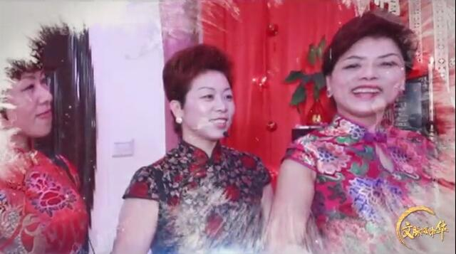 文脈頌中華:鳳髻金絲龍紋玉 琴瑟唱彩傳閩俗