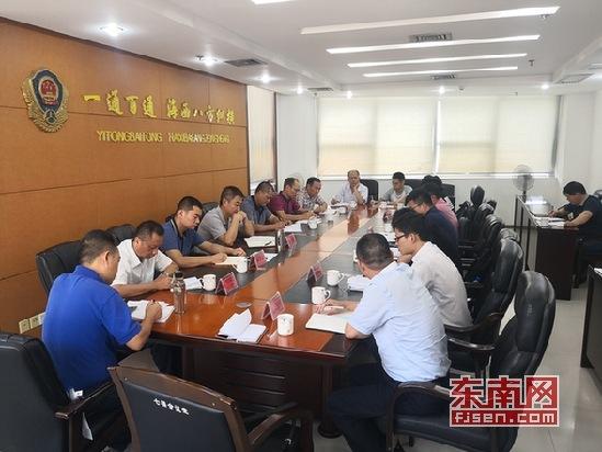 严抓整改 漳州市监管部门约谈在漳5家网约车公司