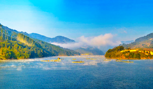 福建德化:绿色生态催旺全域旅游