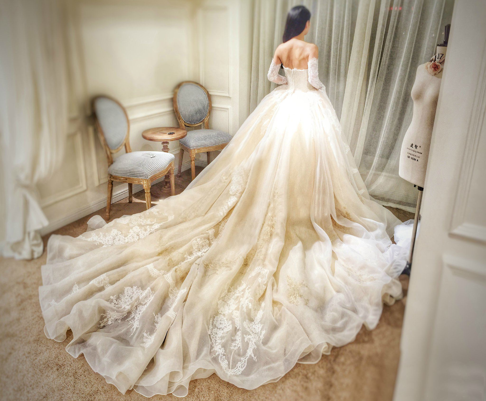 婚纱有哪几种风格_婚纱风格分为哪几种