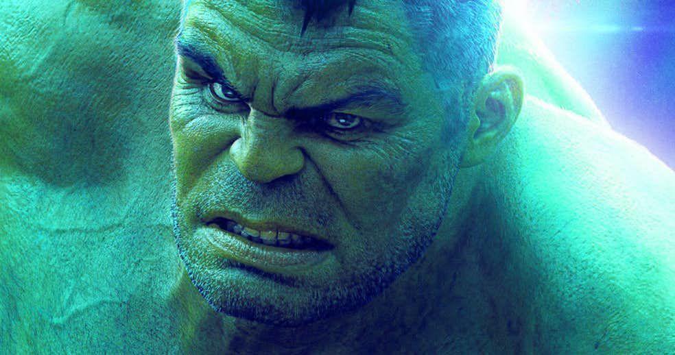 复联4绿巨人最怕是谁 绿巨人扮演者马克这么说