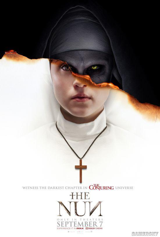 修女电影票房登顶北美周末冠军 系列最高开画记录