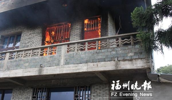 ca88亚洲城手机版下载_闽侯一民房为何两天四次起火 原来是13岁女孩惹祸