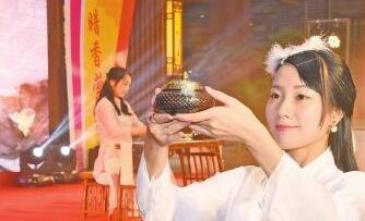 中国江门新会香文化博览会将举行 展现非遗魅力