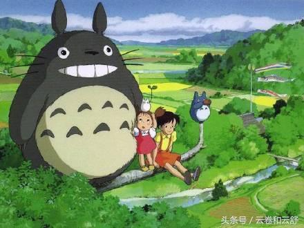 宫崎骏龙猫上映30周年 修复版的龙猫有望在年底引进国内上映