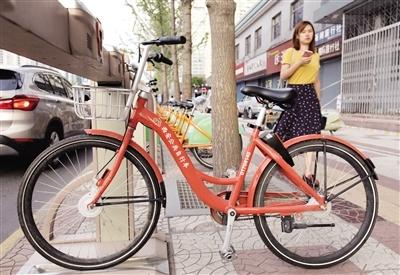 西安将添1万辆新型公共自行车 增加存取点方便市民