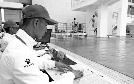 霞浦为省运会青少部跳水项目提供优质参赛环境