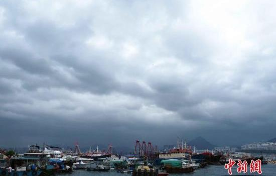 """ca88亚洲城手机版下载_台风""""百里嘉""""直扑琼粤沿海 风暴潮和海浪警报拉响"""