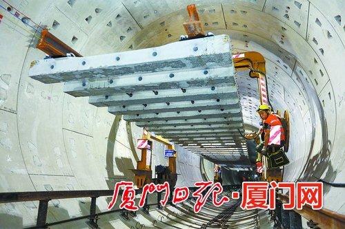 """厦门地铁以""""双千亿""""工作为契机 让项目建设又好又快"""