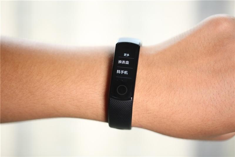 ca88亚洲城手机版下载_199元!彩屏荣耀手环4评测:运动健康监测更专业