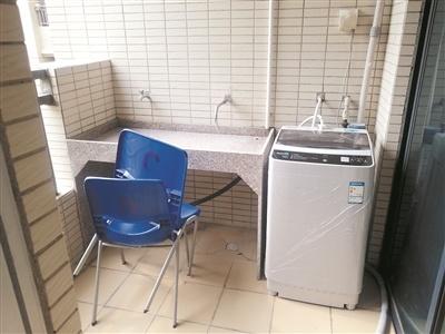 共享洗衣机装进每间学生宿舍 有人说好有人嫌贵
