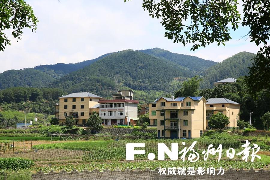 """闽侯4399栋乡村裸房完成整治 房子有范有""""美貌"""""""